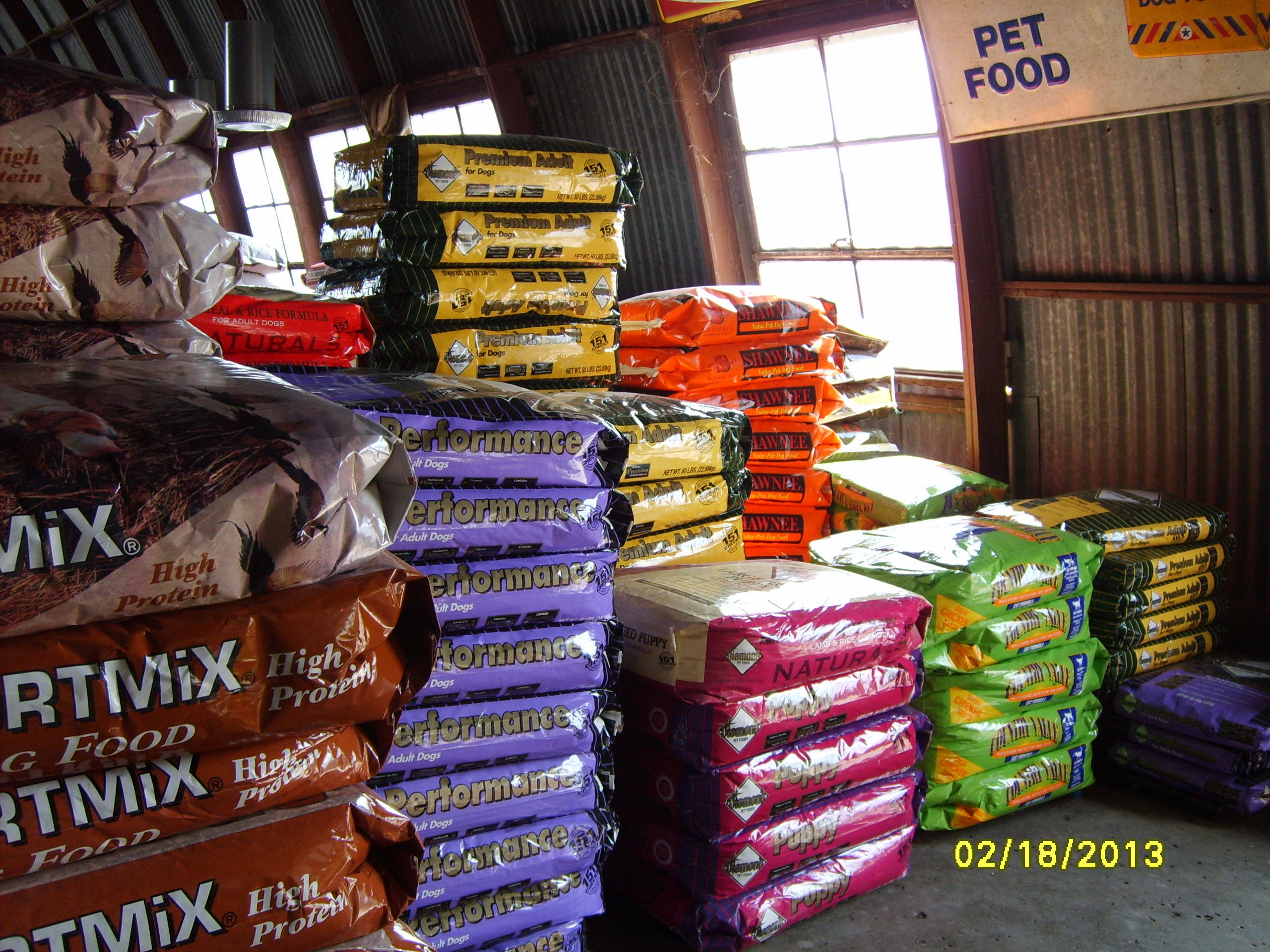 pet foods collin county feed and seed store. Black Bedroom Furniture Sets. Home Design Ideas